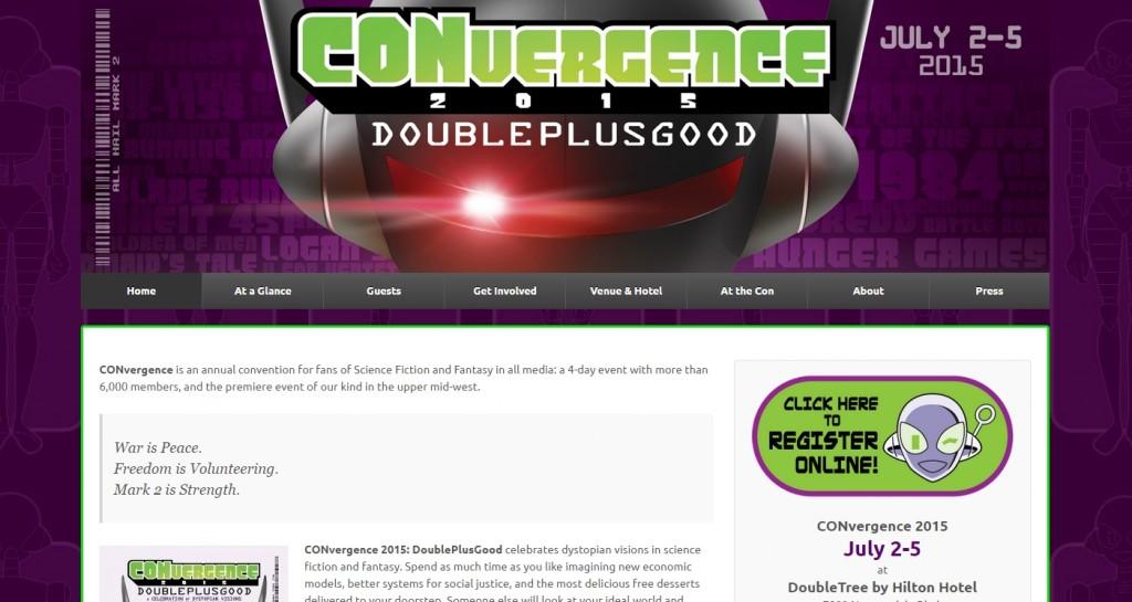 CONvergence website